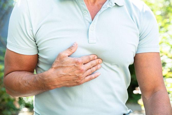 стенокардия - проблемы с сердцем