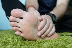 осложнения с ногами при диабете